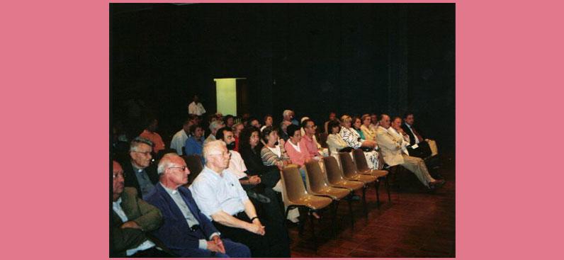 Presentación del libro Francisco Pablo de Matos Coronado, Museo Canario, Las Palmas de Gran Canaria, 22 de junio del 2006.