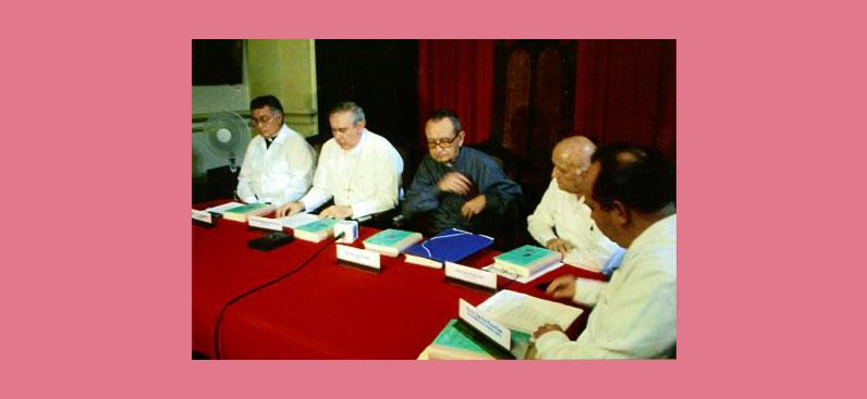 Presentación del libro Francisco Pablo de Matos Coronado, Sala Capitular de la Catedral de Mérida, México, 23 de septiembre del 2006.