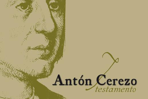 Antón Cerezo testamento