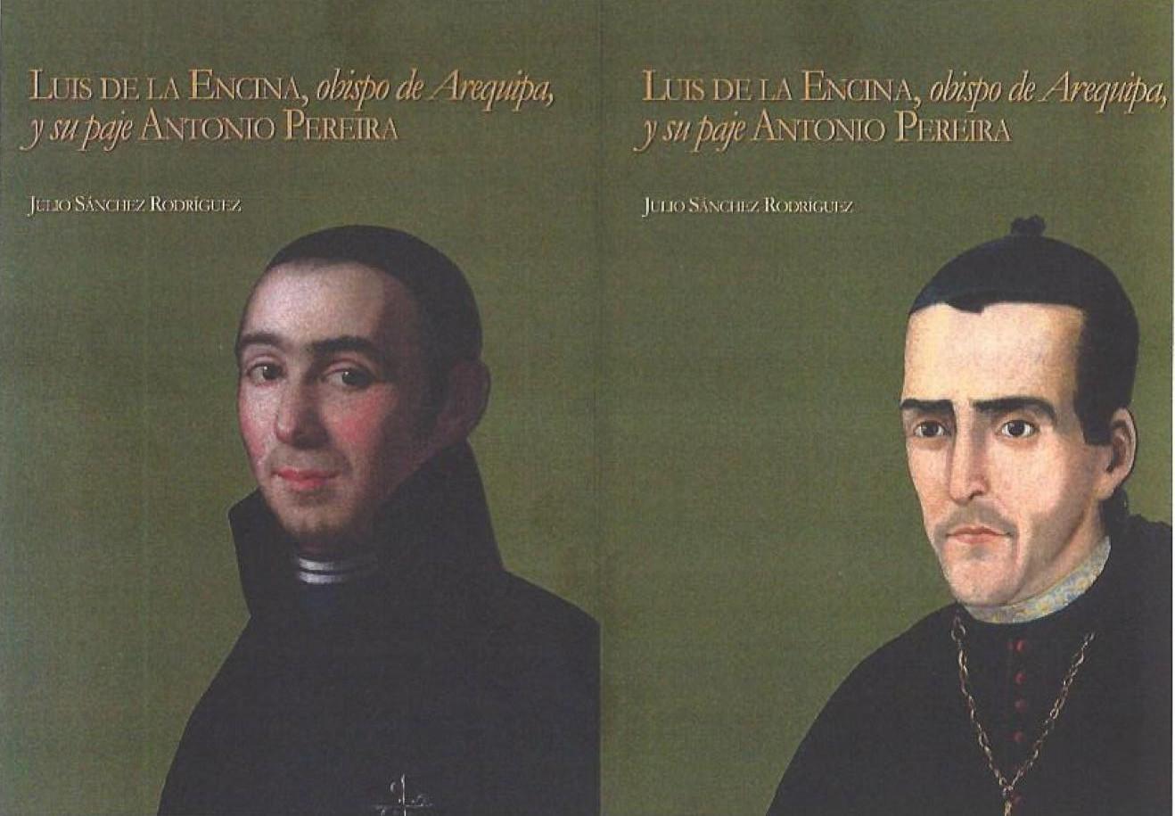 Luis de Encina,Obispo de Arequipa y su paje,Antonio Pereira Tomo II